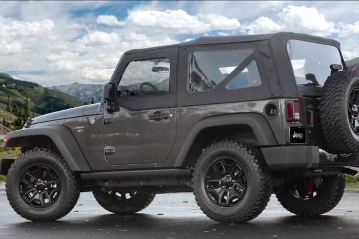 Jeep Wrangler 2D
