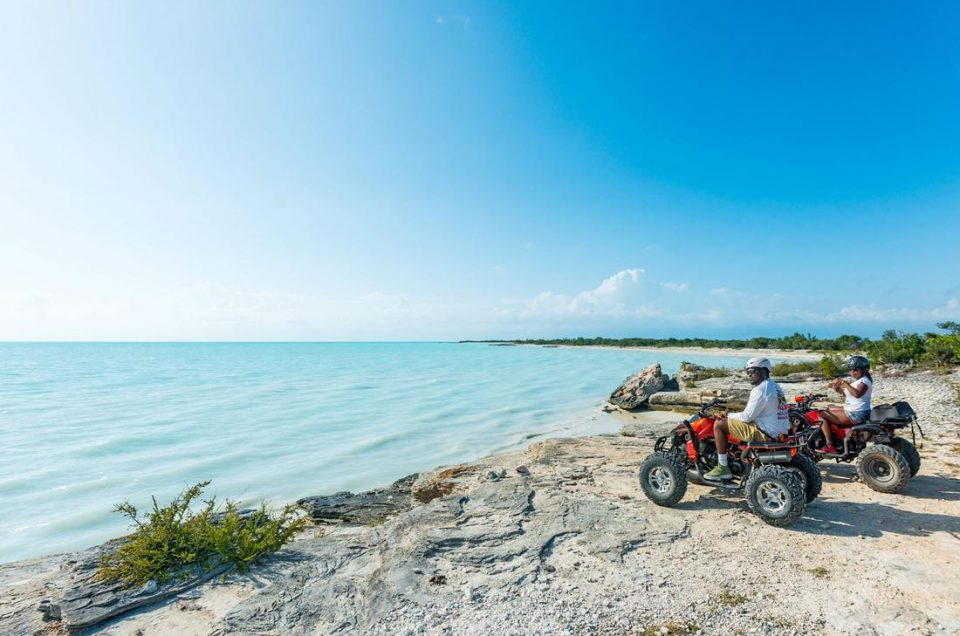 A full day excursion around the island